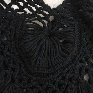 Boutique Swim - RESTOCKED ♡ Tassel Crochet Cover Up